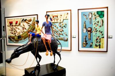 Artists Reception: Biyahe